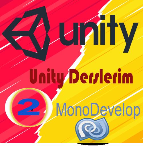 Unity'de Monodevelop Yükleme