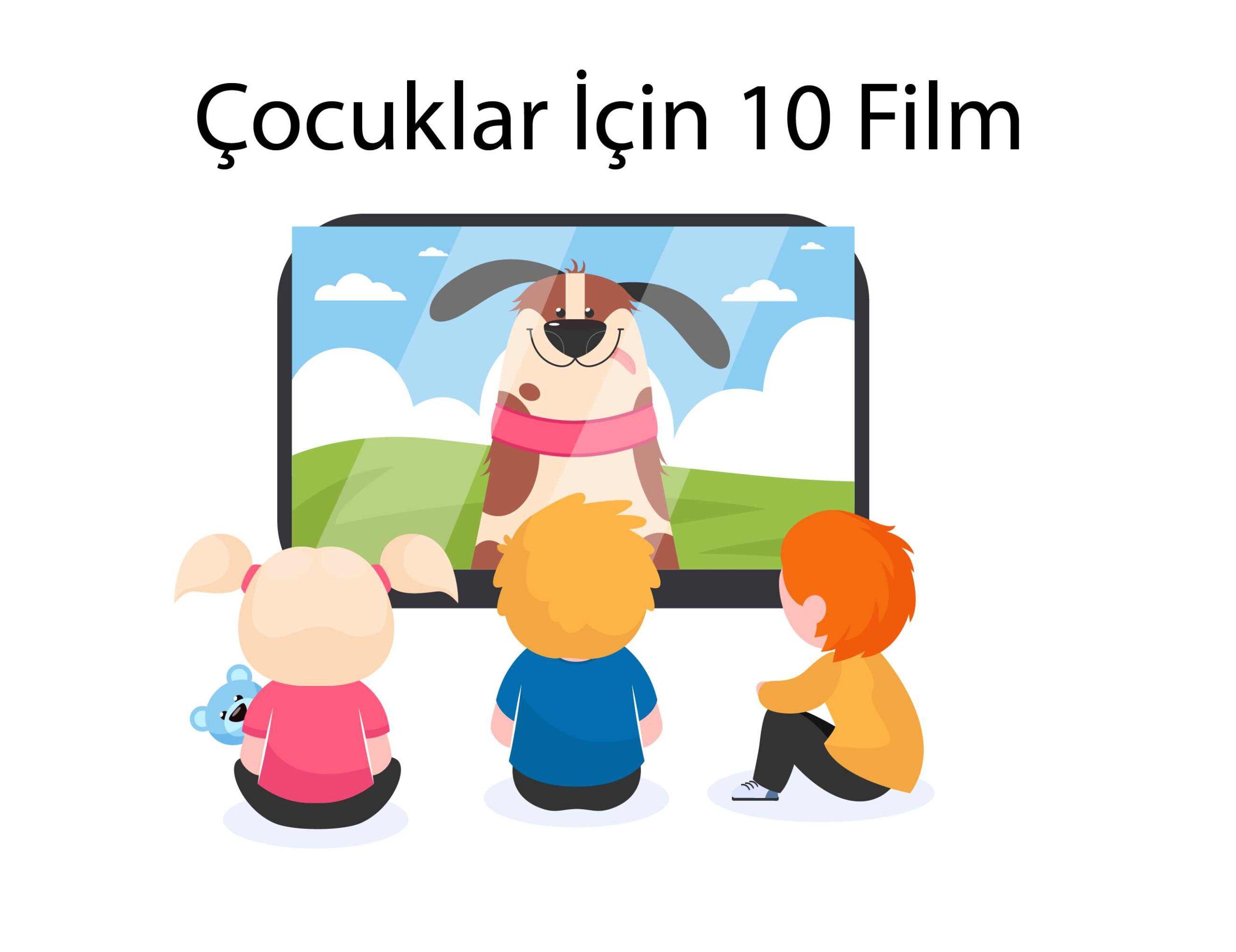 Çocuklar İçin 10 Film